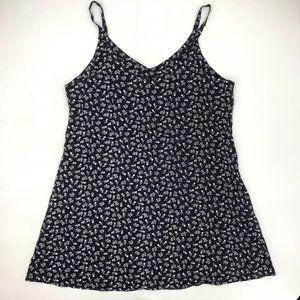 Vintage Y2K Byer Babydoll Mini Dress Size M Medium